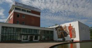 Ecomuseum in Karaganda, Kazakhstan