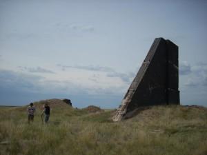 Former Nucleair test sites in Kazakhstan