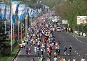 Almaty Marathon, Kazakhstan