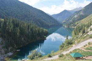 First Kolsai Lake, Kazakhstan