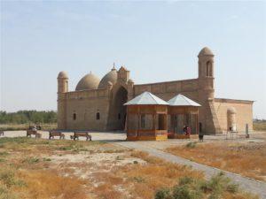 Mausoleum of Aristan Bab, Kazakhstan