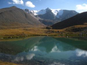 Trekking in Northern Tien Shan Mountains, Kazakhstan