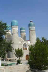 Chora Minor, Bukhara, Uzbekistan